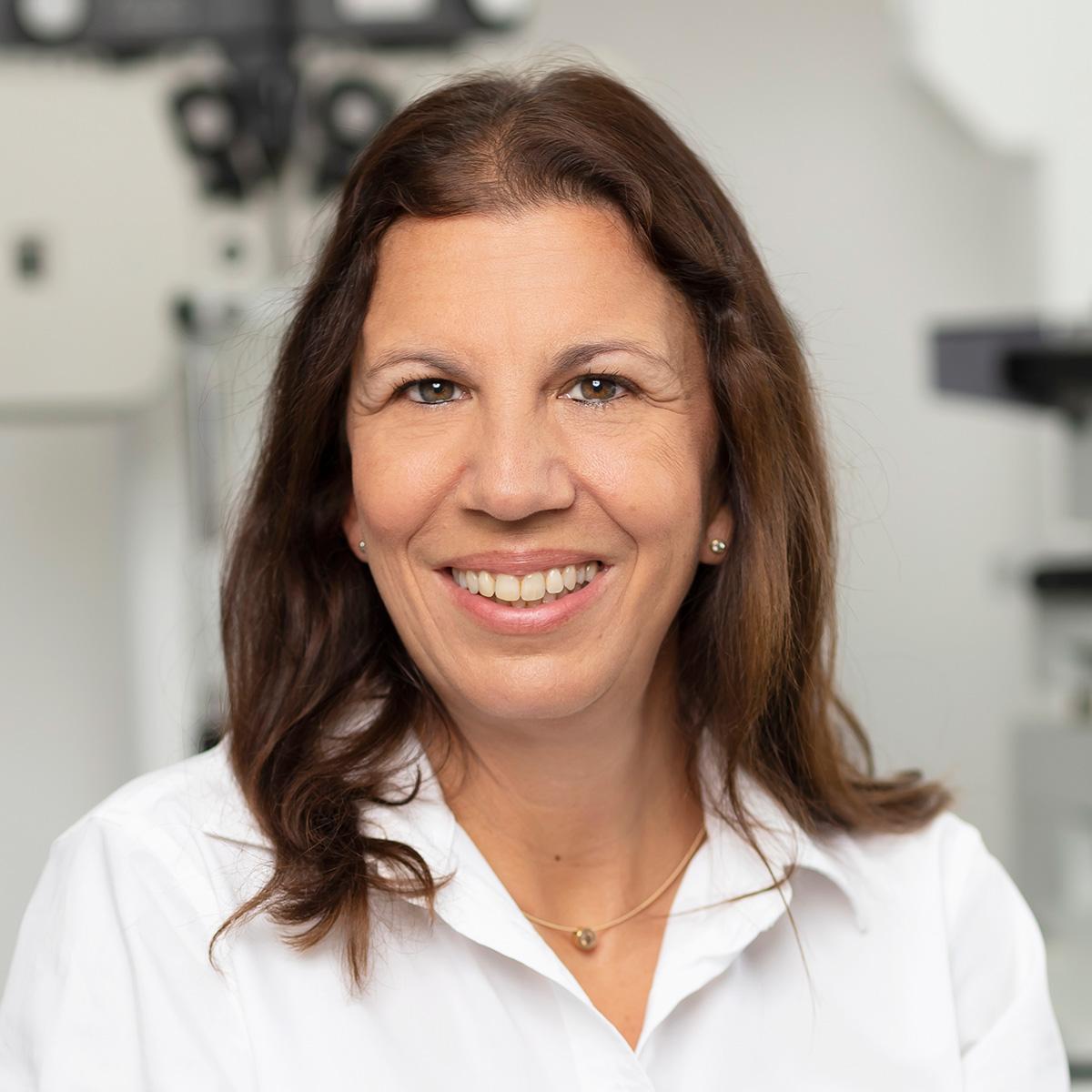 Dr med Astrid Sader-Moritz