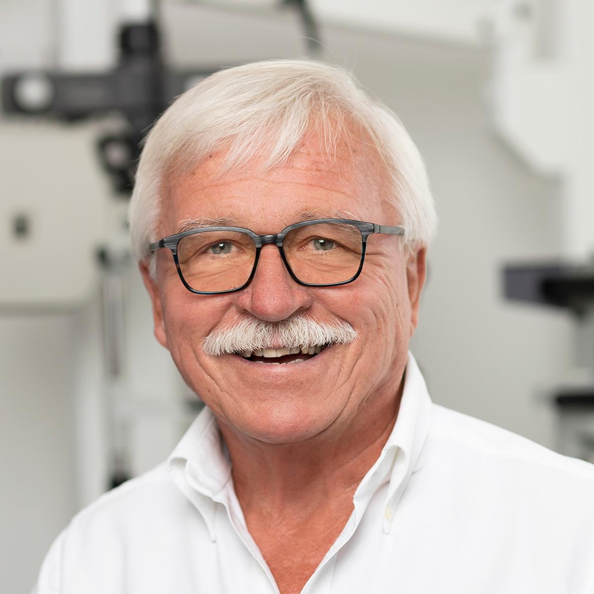 Dr med Udo Rothe